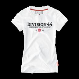 koszulka-damska-t-shirt-division44-tarcza-haft-TSD143B